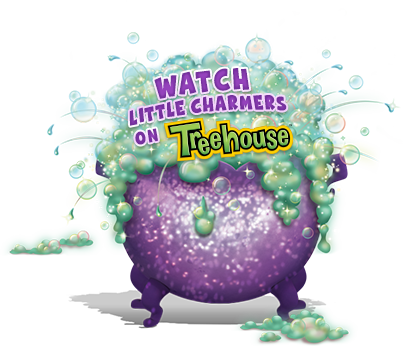 Watch Little Charmers on Treehouse